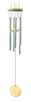 Carillon Windchime six bâtons de bois