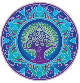 """Earth Mandala"" sunseal 14 cm"
