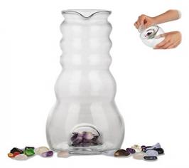 Carafe eau vitalisée avec minéraux Cadus - 1L