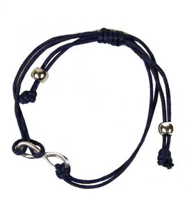 Bracelets Infini - plusieurs couleurs disponibles