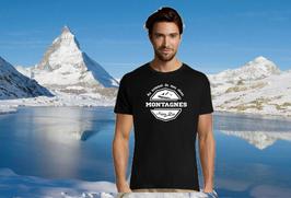 T-shirt Au sommet de mes rêves