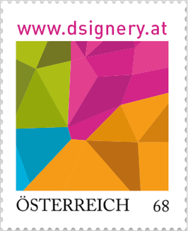 "Briefmarke ""d'signery Edition 2015"""
