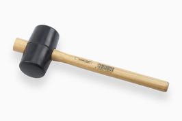 Hartgummihammer 90 mm