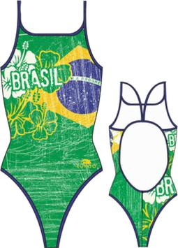 Turbo Brasil Vintage Suit