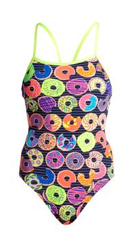 "Funkita Single Strap ""Dunking Donuts"""