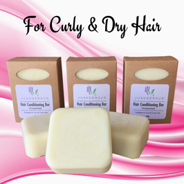 Hair Conditioning Bar - For Curly & Dry Hair