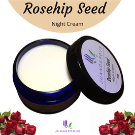Rosehip Seed Night Face Cream 50g