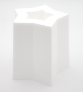 Eislaterne, klein 15,5 cm