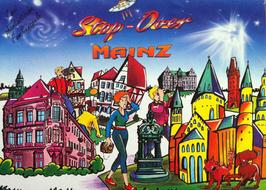 Stop-Over Mainz - Gesellschaftsspiel