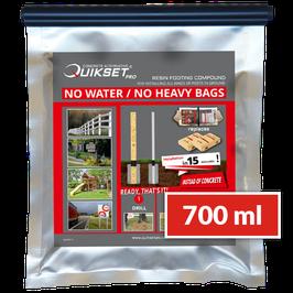 Quikset® Pro 700ml
