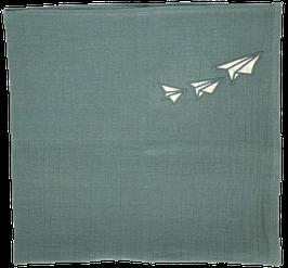 Lange Pétrole / avions origami