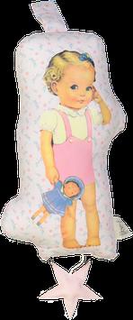 Blondinette à la poupée Starfly - Elisa