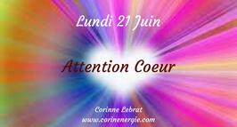 """210621 - Attention Spéciale Organe Coeur sur le thème de  """"La Renaissance"""""""