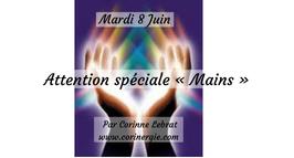 """210608 - Attention Spéciale """"Mains"""""""