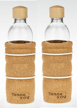 ND - LAGOENA Trinkflaschen DUO / 2 x 5dl
