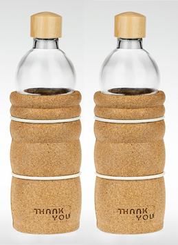 ND - LAGOENA Trinkflaschen DUO / 2 x 7dl