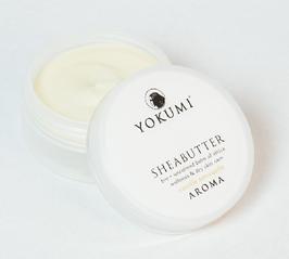 YOKUMI SHEABUTTER / vanille sensuelle
