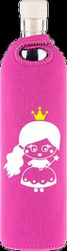 FLASKA - Trinkflasche / NEOPREN KIDS Prinz / 3dl
