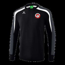 ERIMA Liga 2.0 Sweatshirt Fb. schwarz/grau/weiß (107864) (FVE)