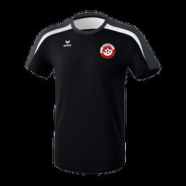 ERIMA Liga 2.0 T-Shirt Fb. schwarz/grau/weiß (1081824) (FVE)