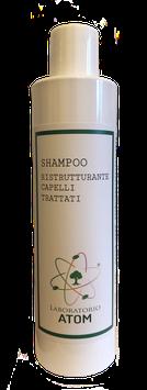 Shampoo Ristrutturante per Capelli trattati