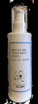Emulsione Idratante Corpo all'Olio di Argan