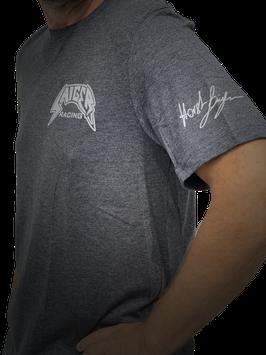 Shirt «Passion», Grau