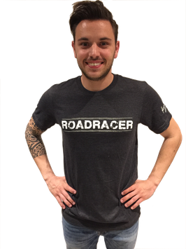 Shirt «Roadracer», Grau meliert