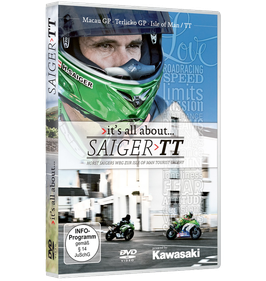 DVD «it`s all about Saiger TT»
