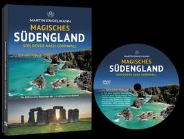 DVD - MAGISCHES SÜDENGLAND - Von Dover nach Cornwall