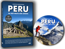 DVD - PERU - In der Weite der Anden