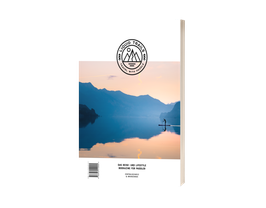 Aktion «TRAVEL WITH PADDLE 2019» Print Edition Einzelausgabe