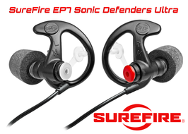 SureFire Ep7 Sonic Defenders Ultra