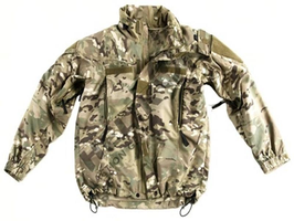 Soft Shell Multicam Helikon