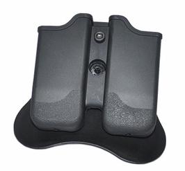 Cytac Porta caricatori per serie Beretta PX4; H&K P30/USP COMPACT (9/40) RUGER SR9 STEYR M S&W SIGMA TAURUS 24/7 codice CY-MP