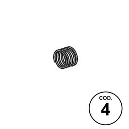 Pezzo di ricambio Molla Ritorno Percussore Beretta APx codice C90541