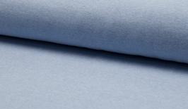 Bündchenware - Light Blue Melange - Q377