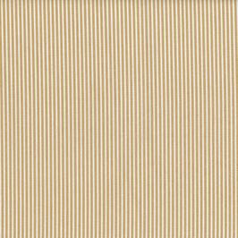Stripe Mustard  - Baumwolle