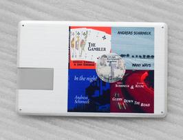 Neu! USB Stick im Scheckkartenformat