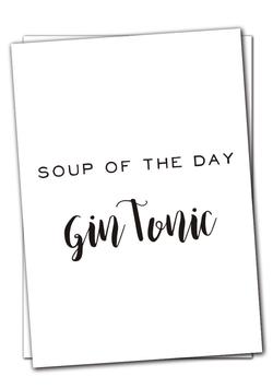 Gin Tonic - Karte