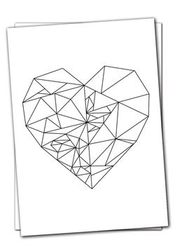 Heart - Karte