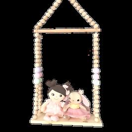 Mini Wandgarderobe