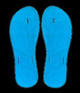 Première cuir Turquoise