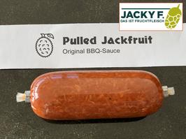 Pulled Jackfruit an Original-BBQ-Sauce, 140g
