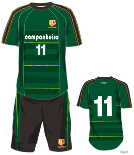 Uniform Design 3_Green