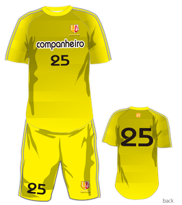 Uniform Design 4_Yellow