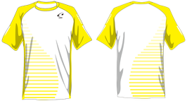 T-shirt Design 1_Yellow
