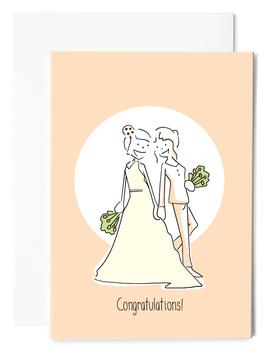 Womenlove Grußkarte
