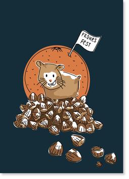 Hamster Christmas!