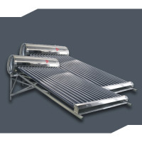 Calentador SolarCenter Acero Inoxidable